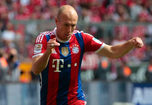 Robben: Manchester United not an option