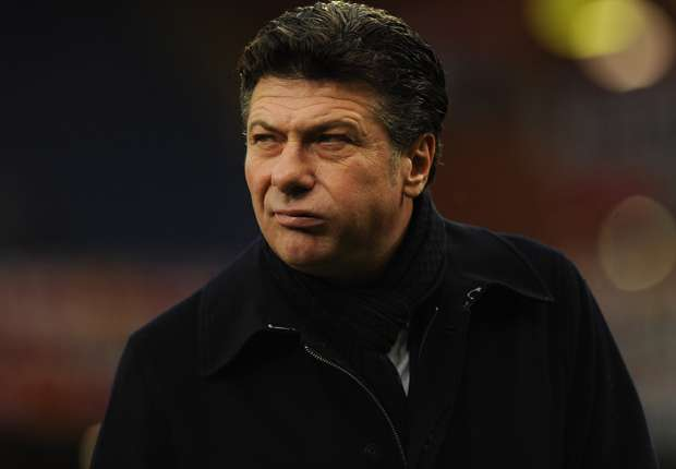 Mazzarri signs Inter contract extension