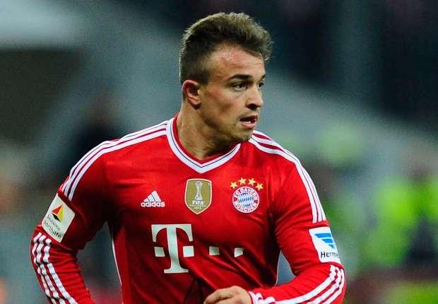 Xherdan Shaqiri soll bei Bayern bleiben