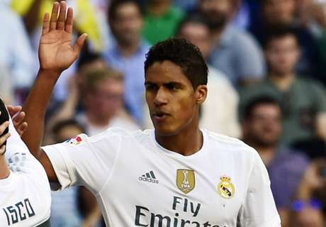 Varane targets long Real Madrid stay