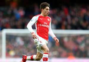 RIGHT-BACK | HECTOR BELLERIN| The youngster just beats Branislav Ivanovic to the right-back spot with the Chelsea defender having been below his best in recent weeks, highlighted last time out when he struggled up against Luke Shaw.
