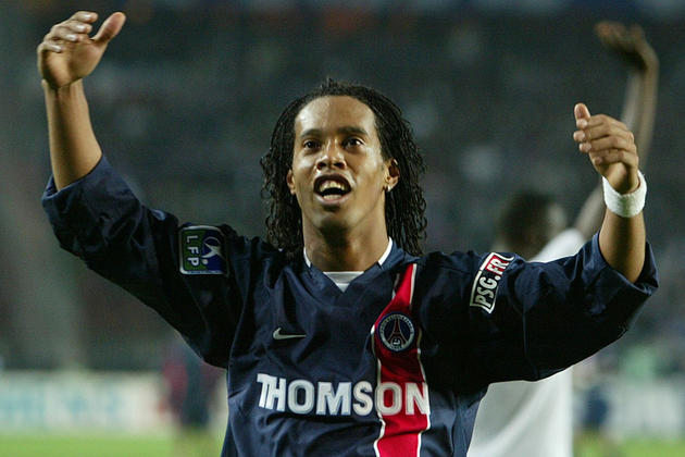 Ronaldinho - Paris Saint-Germain