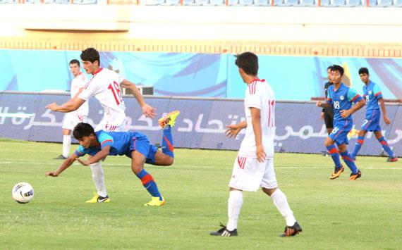 India U-16,AFC U-16 Qualifiers