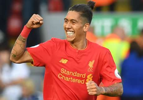 Liverpool wait on Lallana & Firmino