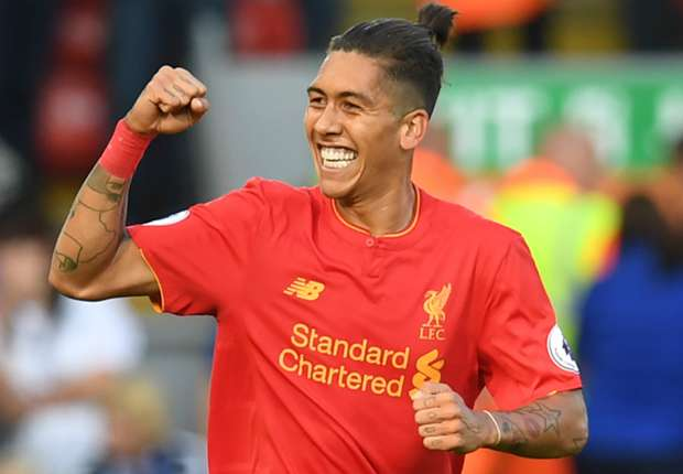 Image result for Liverpool firmino