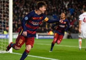 LIONEL MESSI: el argentino volvió a ser titular tras la lesión y la rompió. Con dos goles -uno de ellos, bellísimo-, regresó en plenitud al Camp Nou.