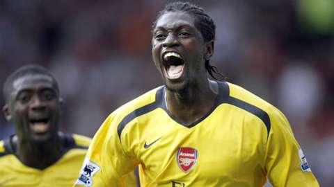 Emmanuel Adebayor Arsenal