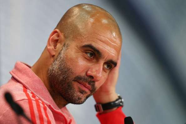 Guardiola: Leaving Barcelona hurt