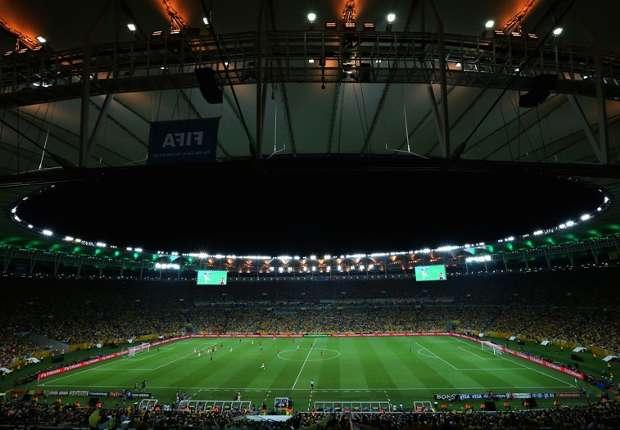 Entrada Maracana final Copa Confederaciones