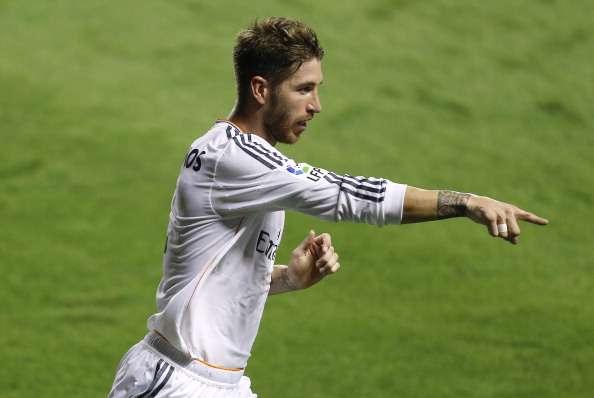 Real shouldn't feel pressure - Ramos