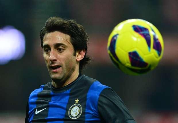 Milito denkt aan afscheid bij Internazionale