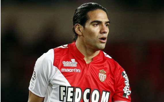 I'm not jealous of Atletico - Falcao