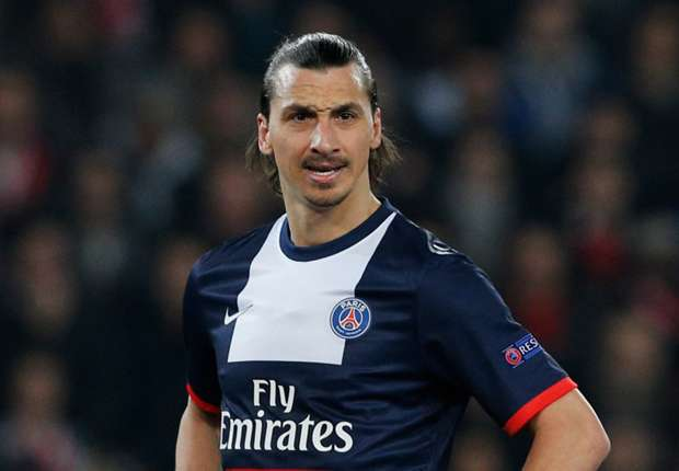 Zlatan Ibrahimovic is often criticised for having failed to win the Champions League