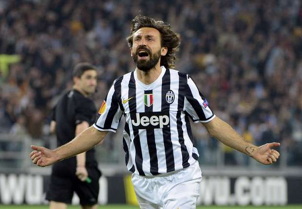 Europa League Team of the Season: Pirlo, Rakitic and Luisao all feature