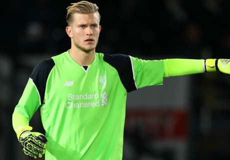 TEAM NEWS: Karius starts for Liverpool