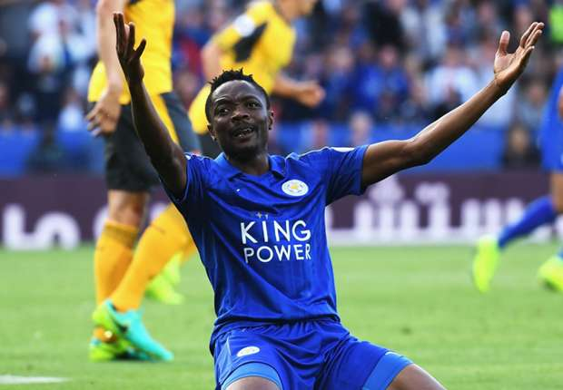 Image result for Ahmed Musa reveals why he supported Arsenal