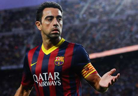 Xavi, cerca de dejar Barcelona