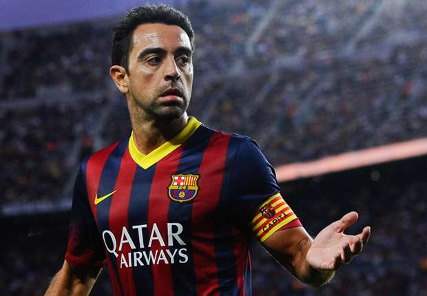 Qatari side Al-Sadd deny offer for Barcelona's Xavi