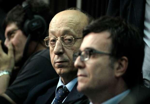 Mit Anlass für italienische Gesetzesreform: Juves skandalumwitterter Ex-Manager Luciano Moggi