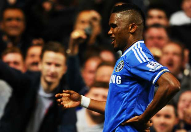 Eto'o set for second round of Liverpool talks