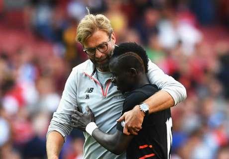 Klopp salutes top signing Mane