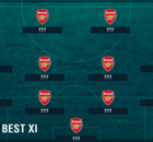 Wenger's greatest Arsenal XI