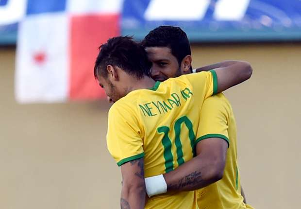Hulk: We'll dedicate World Cup win to Neymar