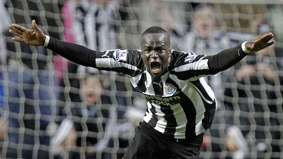 Cheick Tiote Newcastle United Vs Arsenal