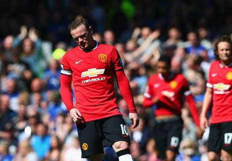 Fourth class: United mauled by Everton