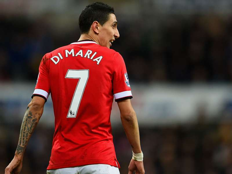 Di Maria wants to join PSG - Pastore