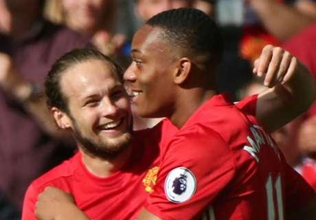 Mourinho: Martial needed his goal