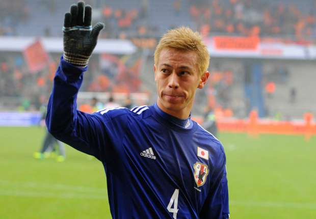 Honda: Japan are ready to shock the world