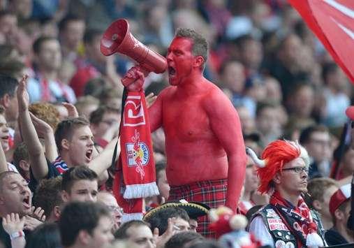 Die Roten Bullen bald auch in Liga 2?
