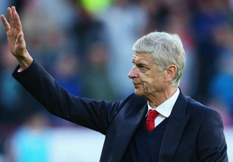 Wenger talks up Arsenal title bid