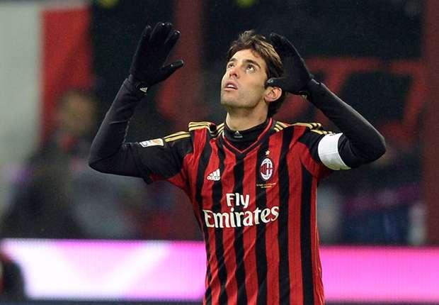 Kaka will mit Milan noch in die Europa League