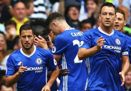 Chelsea make it three wins in a row