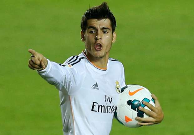 Morata completes 20 million euro Juventus move