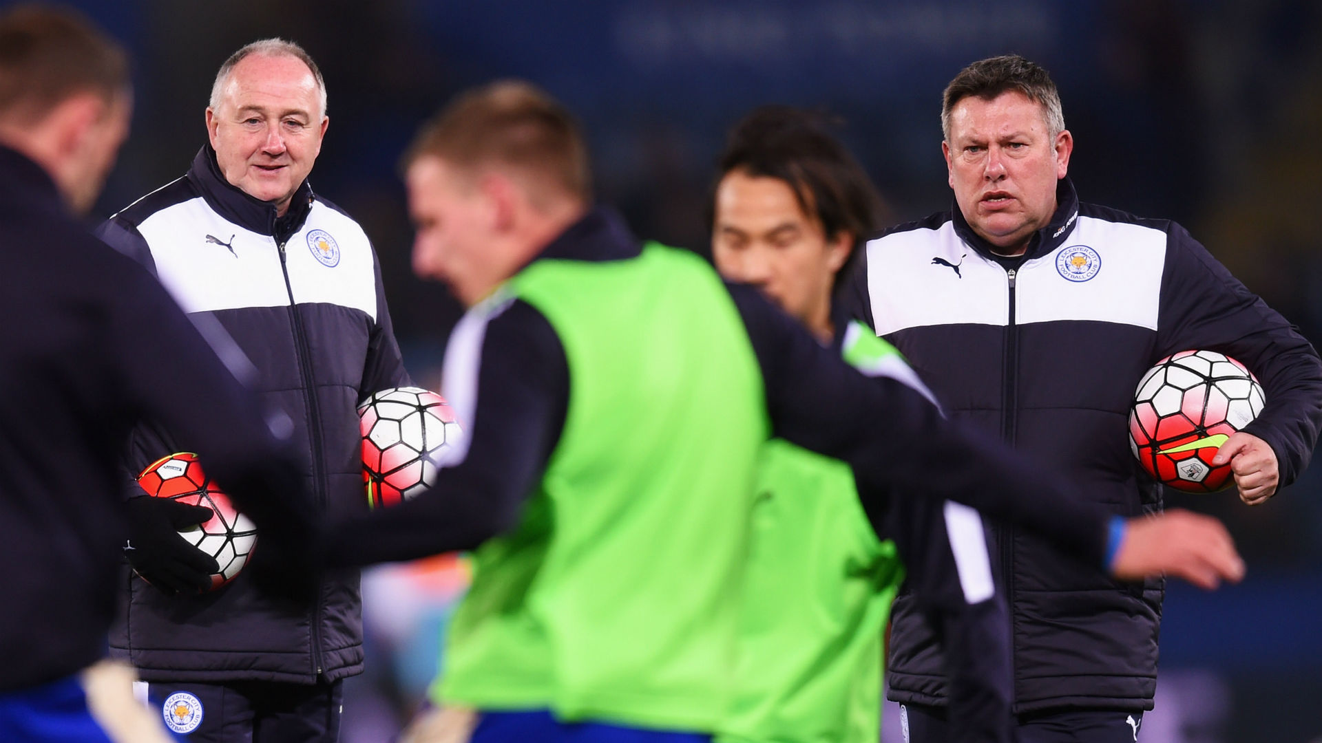 Steve Walsh & Craig Shakespeare Leicester City.jpg