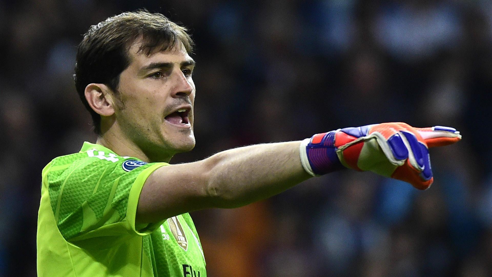 Iker Casillas Real Madrid Goal Com