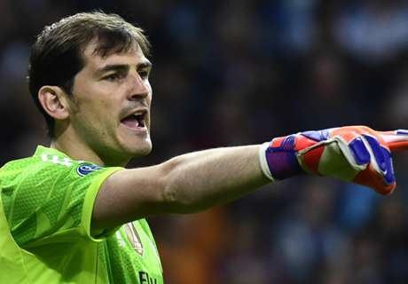 'If Iker joins Porto, it'll be best for him'