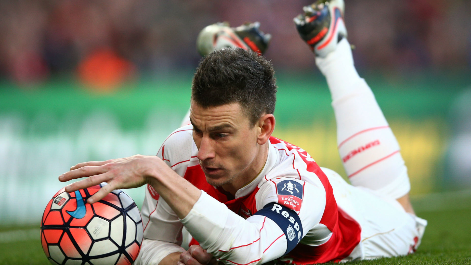 Voda NXT LVL Play like Laurent Koscielny