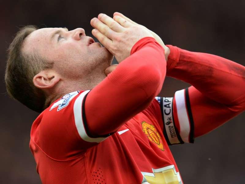 Rooney: Van Gaal sees me as Man Utd's lone striker