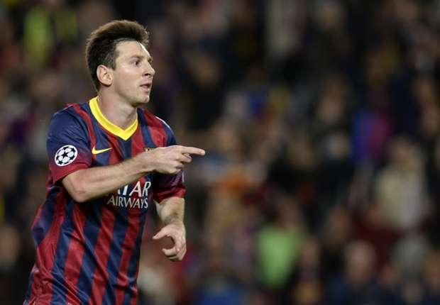 Lionel Messi ist nun erfolgreichster Torschütze in der Vereinsgeschichte