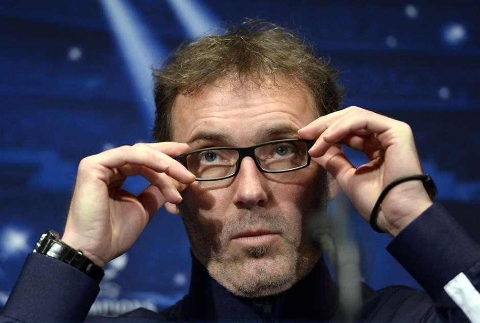 Paris Saint-Germain coach Lauent Blanc - Goal.com Soccerway Nl
