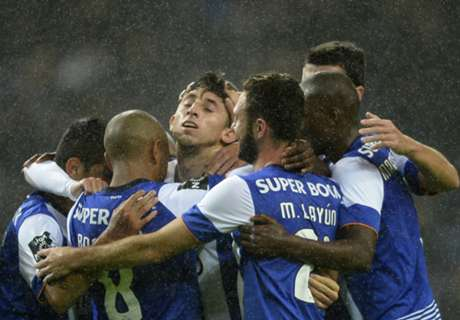 VIDEO: Portugal title race kept open