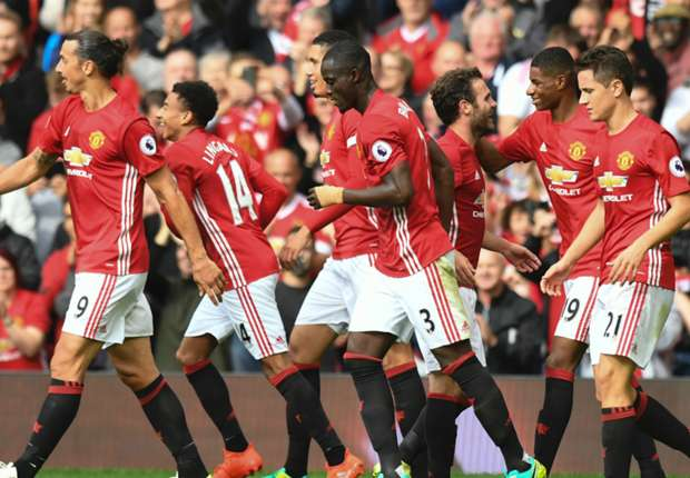 Manchester United 4-1 Leicester City: Champions destroyed by Mourinho's men