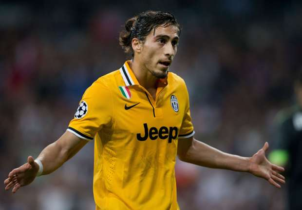 Caceres: Juventus will not be distracted by Scudetto