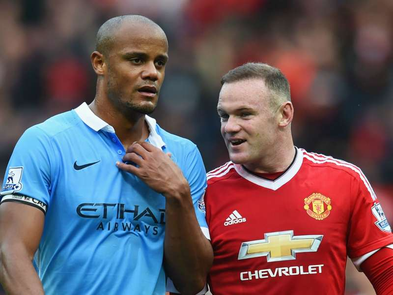 Man City-Man United, le comparatif en statistiques