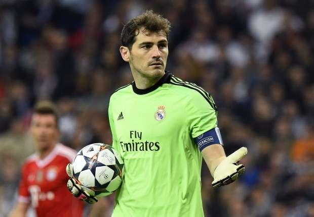 Iker Casillas regresa a la titularidad...¡las alineaciones del Valladolid - Real Madrid!