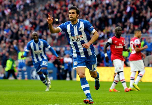 Sunderland sign Jordi Gomez